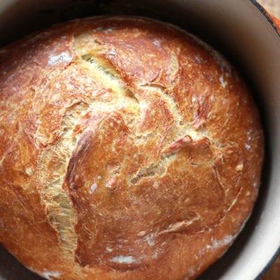Jim Lahey's No-Knead Artisan Bread