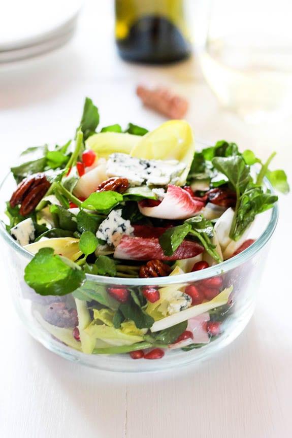 winter celebration salad