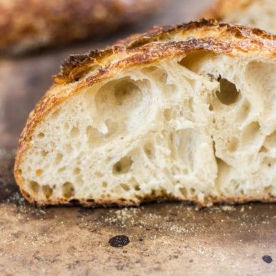 Beginner Sourdough Bread Update