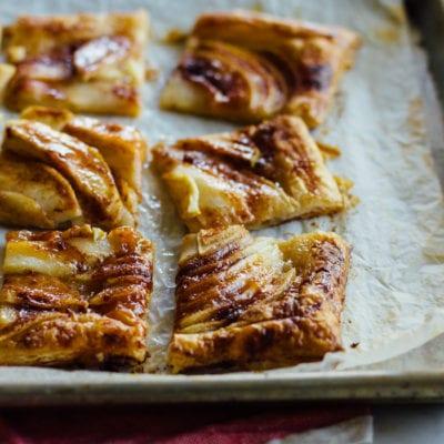 7 ingredient apple tart