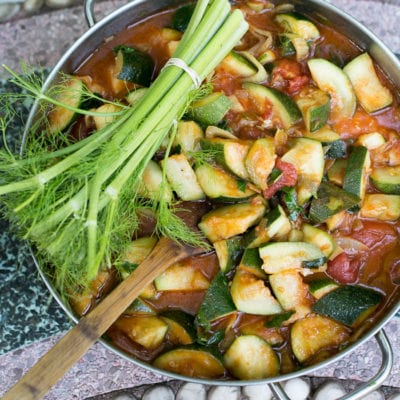 last minute vegetables