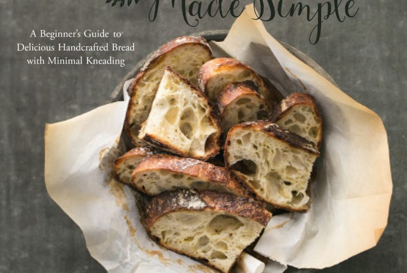 Artisan Sourdough Made Simple | theclevercarrot.com